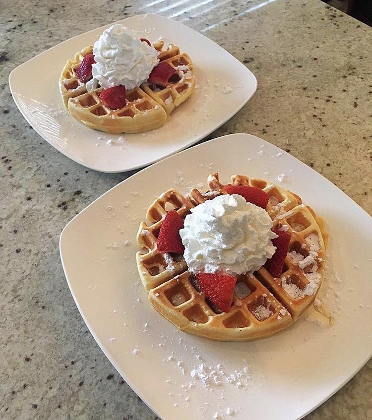 Murt's Man Bait-Thick & Fluffy Belgium Waffles