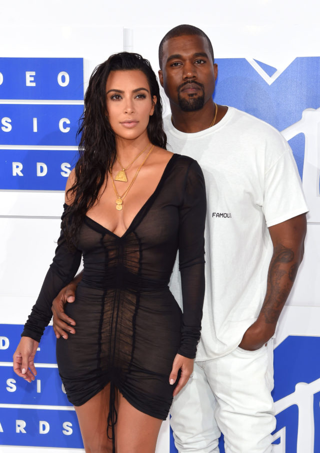 Kim Kardashian And Kanye West Hire Private Firefighters To Protect Their House