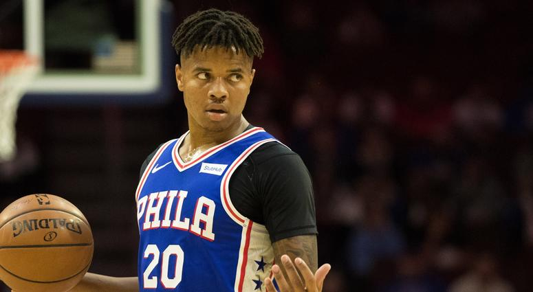 Markelle Fultz Shot Being Off, Possibly Due To Motorcycle Accident
