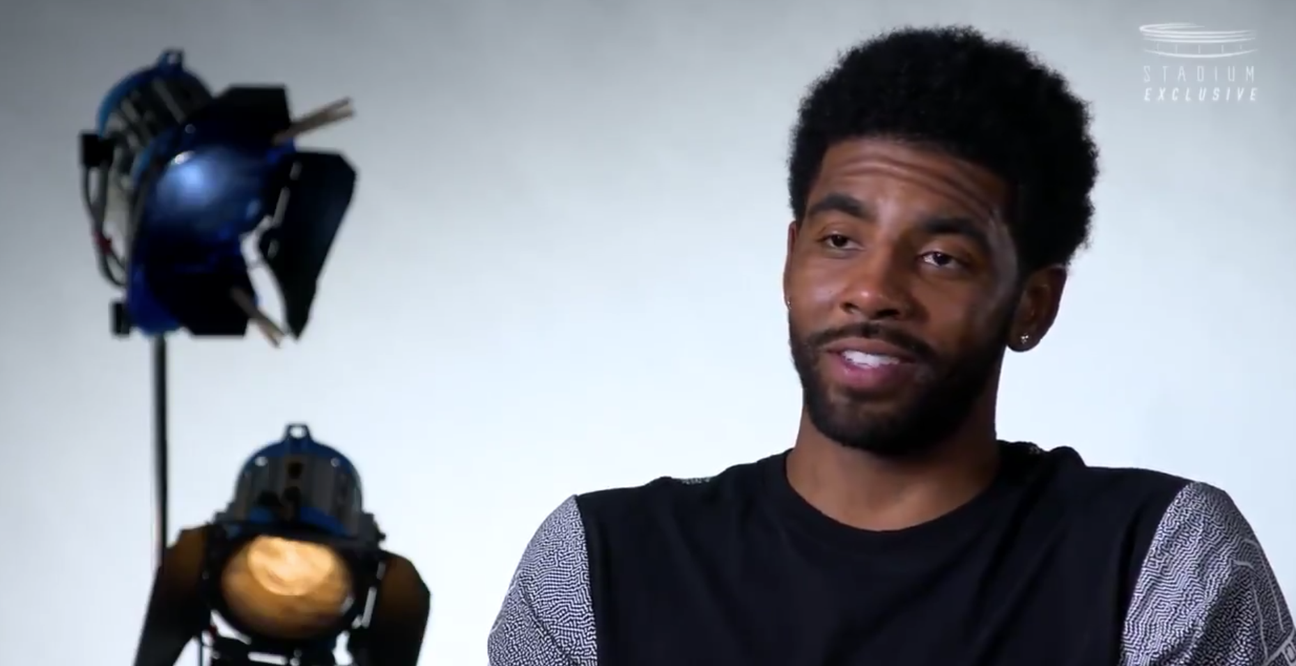 Kyrie Irving Continues To Open Up On The Past Year In Sit Down With NBA Insider