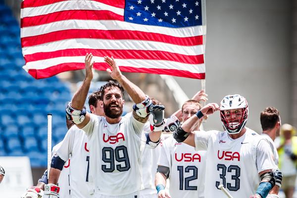 Lacrosse an Olympic Sport?!
