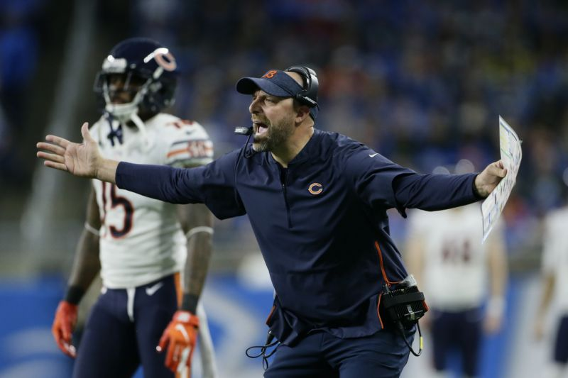 I'm With Coach Nagy: Let's Just Beat The Vikings' Ass
