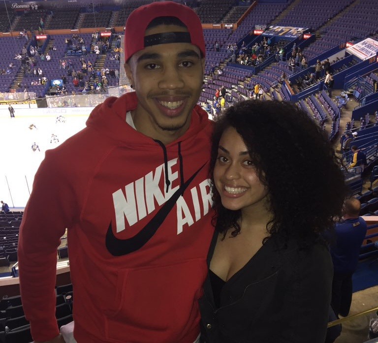 Jayson Tatum Is Getting Double Teamed On And Now Off The Court
