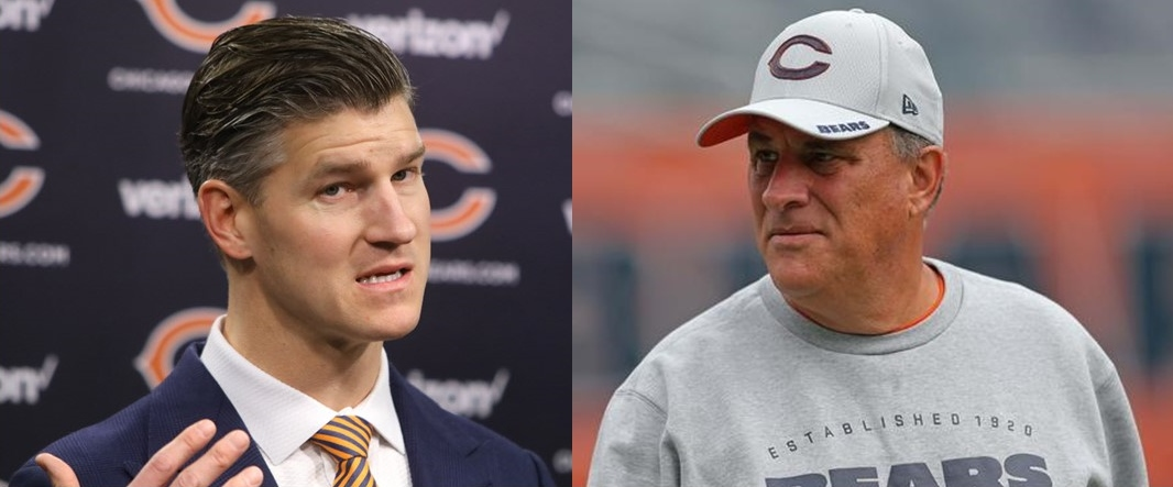 Ryan Pace's Shoes: What I Would Do with Vic Fangio