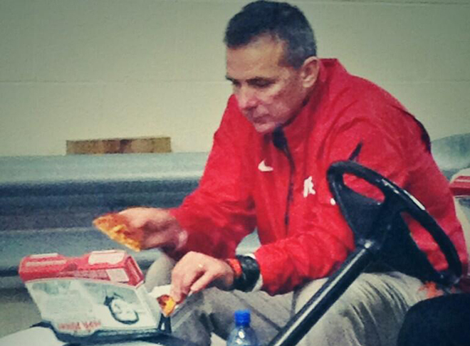 "Urban Meyer Will ""Retire"" From Ohio State After The Rose Bowl"