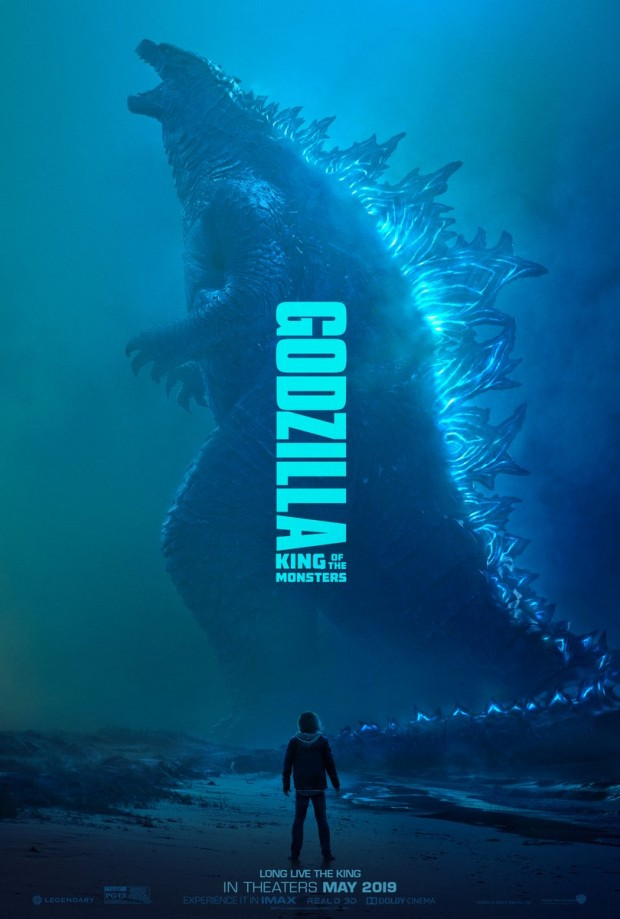 "Gear up for a ""Clash of the Titans""! It's the ""Godzilla: King of Monsters"" trailer!"