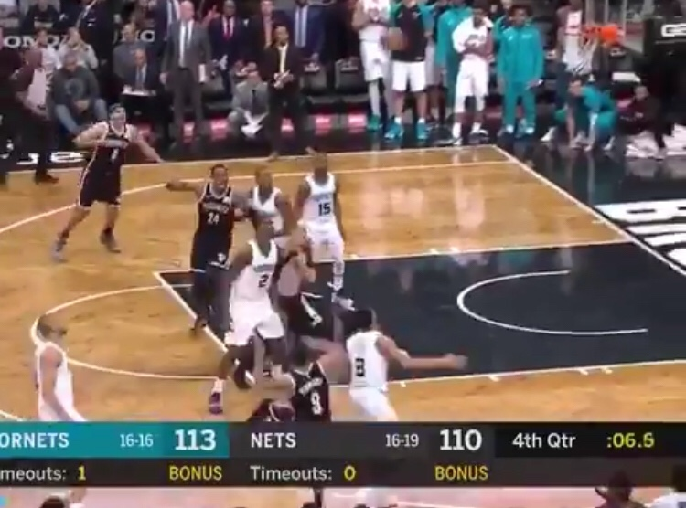 The Way Regulation Ended Of The Hornets And Nets Game Is A Coaches Worst Nightmare