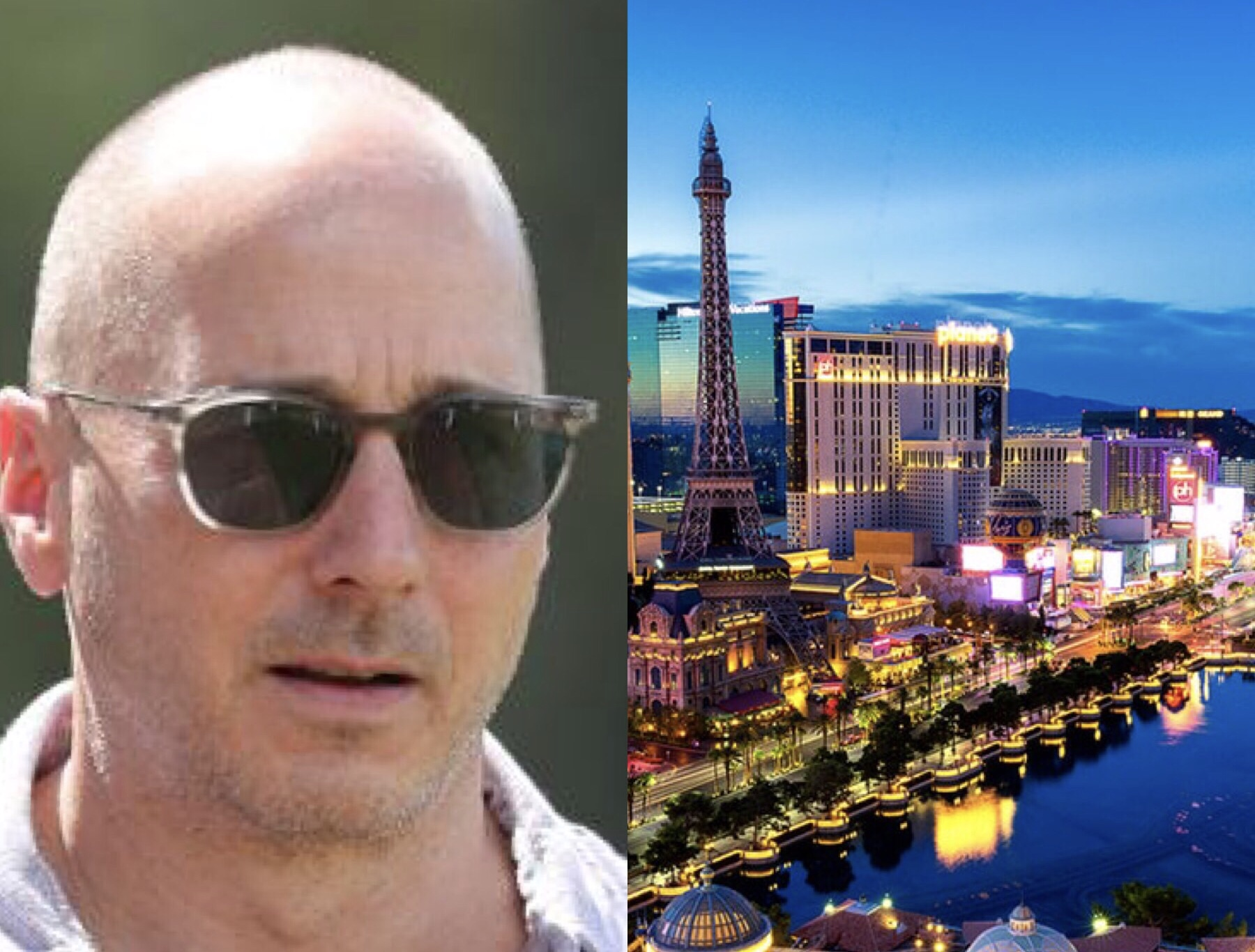 Brian Cashman Hits the Strip!