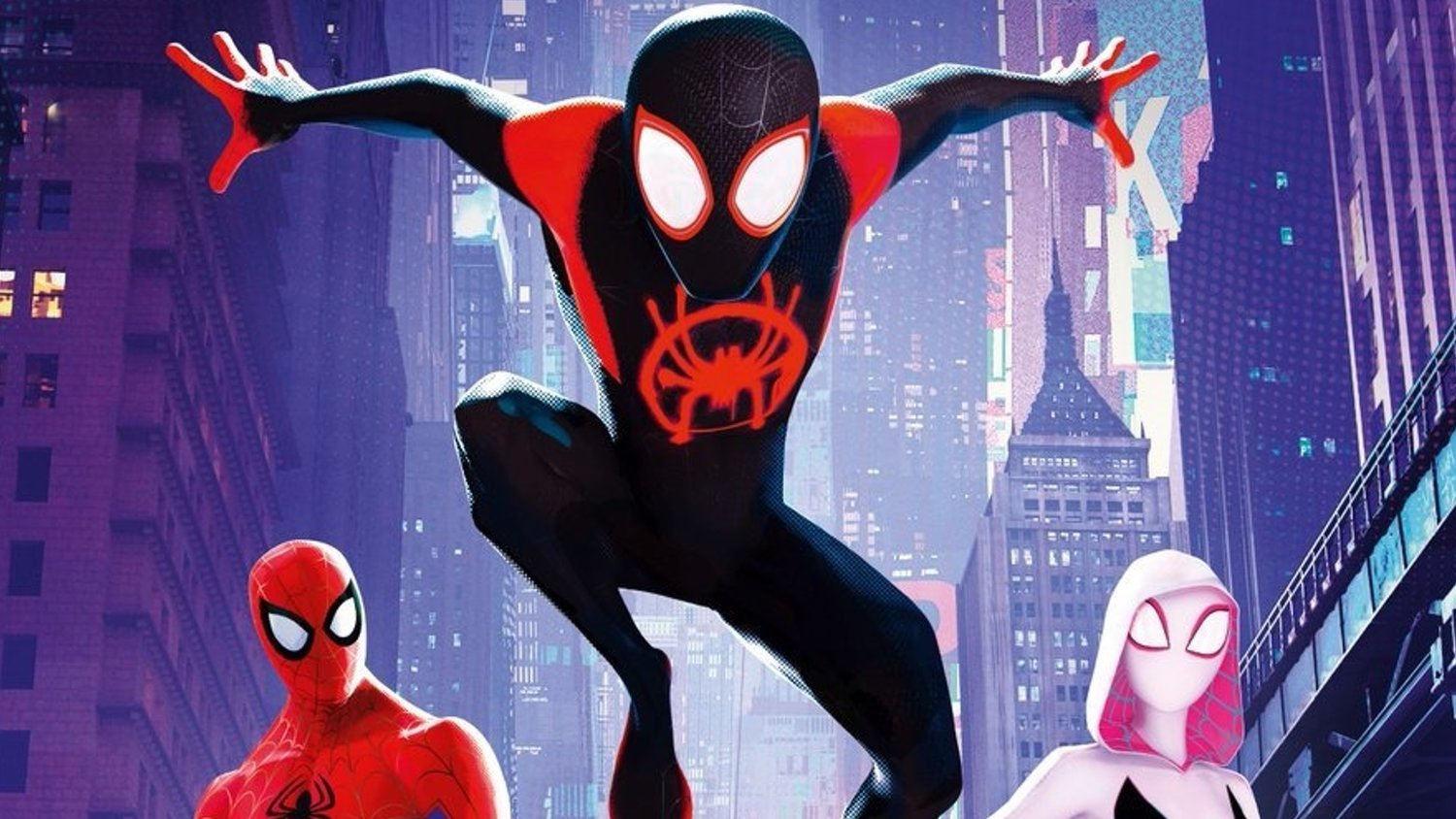Boats' Belated Film Reviews: Into The Spider-Verse