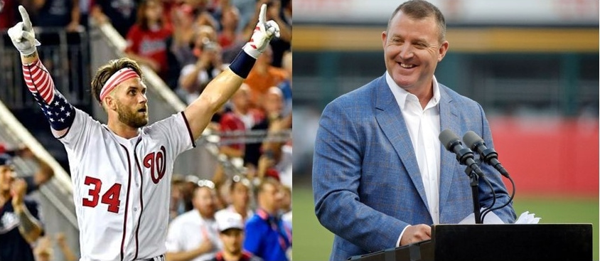 Why The White Sox Sending Jim Thome to Pitch Bryce Harper is a Smart Move