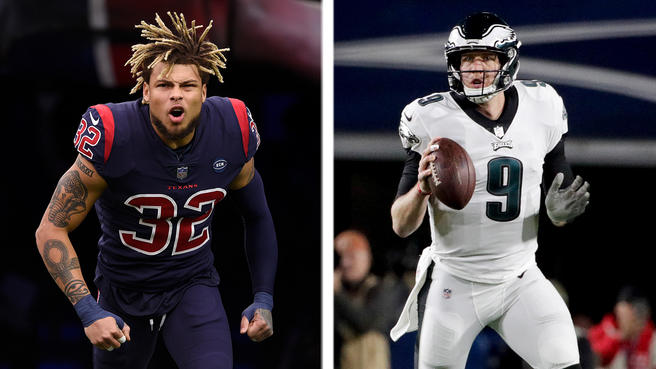 Eagles Texans: Five Things