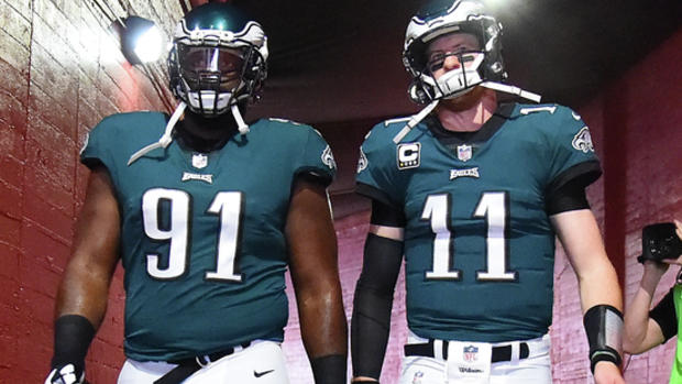 "Fletcher Cox Stands Up For Wentz And Says Philly Voice Article That Wentz Is ""Selfish"" Is A Lie"