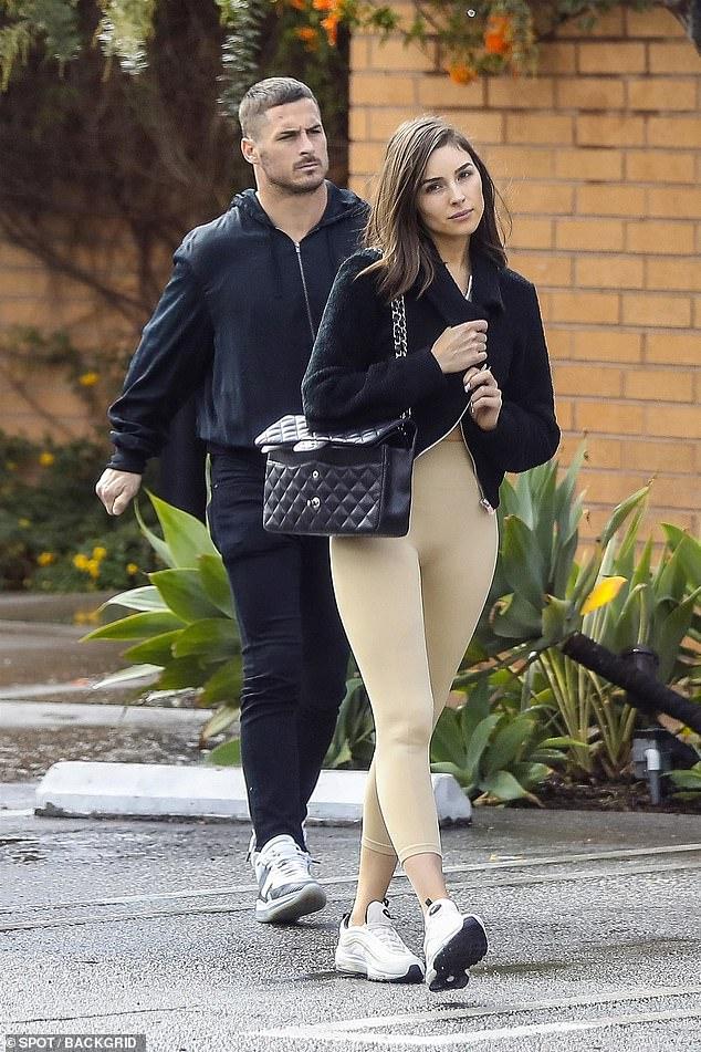 Update: Danny Amendola And Olivia Culpo Are Back, Back Again (Part 3)