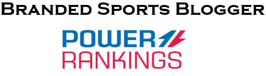 The Second Edition Of The Branded Sports Equity Power Rankings