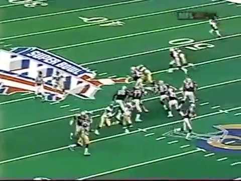 Footage Of The Last Patriots Rams Super Bowl Looks Like It Was Filmed On A Motorola Razr