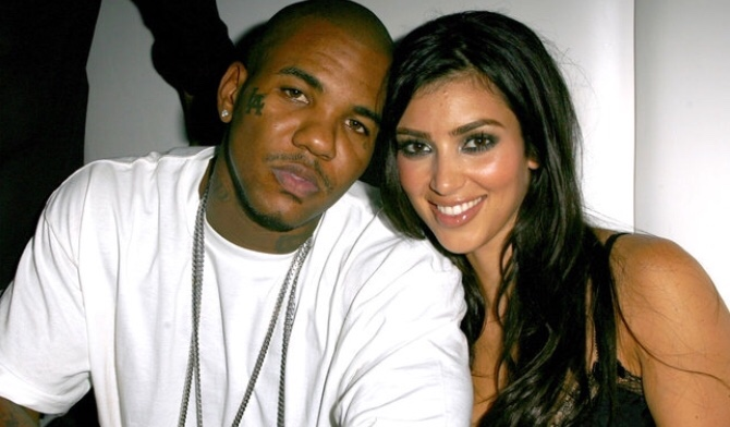 The Game Made Some Very Aggressive Claims That He Had Relations With Kimmy K