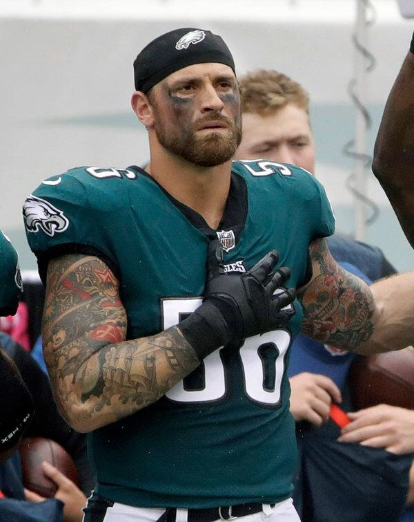 Ranking the Free Agents the Eagles May Need to Resign in Order of Hottness Level
