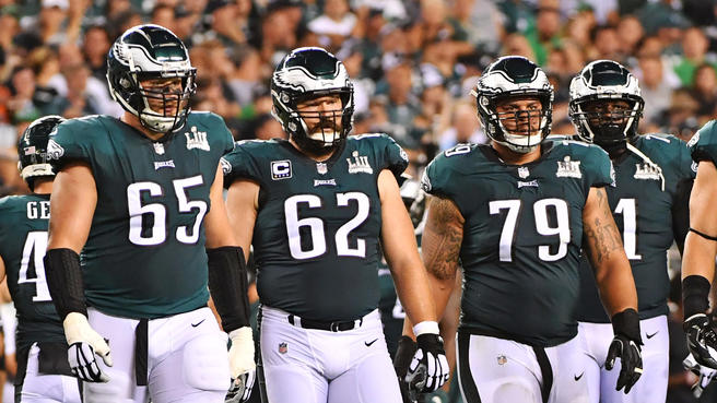 You'll Never Guess Who The Eagles Have The Same Odds To Win The Super Bowl As