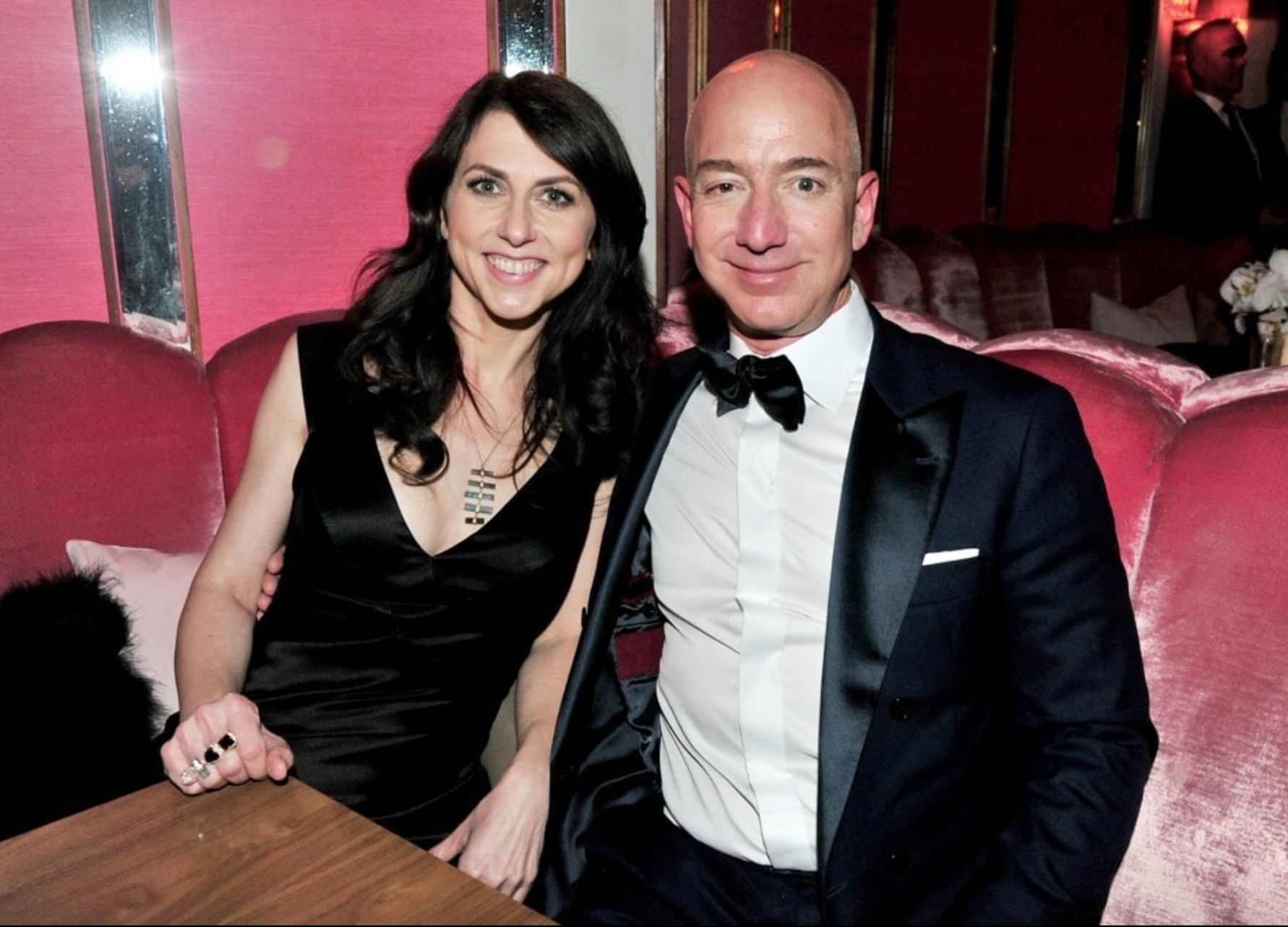 """Bitch You Wasn't With Me Using Dial Up Internet In The Garage."" Breaking: Jeff Bezos Might Lose $70 Billion Dollars In His Divorce."