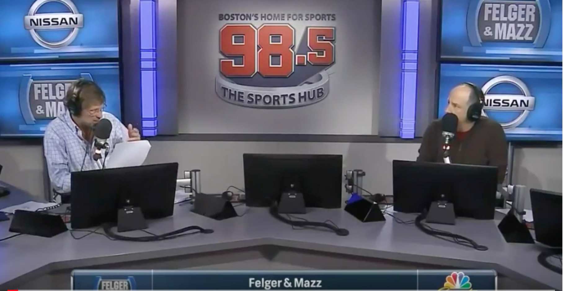Felger And Mazz Need To Publicly Admit They Were Very Wrong About Sony Michel