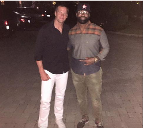 Brandon Spikes Coming In Hot With An Epic Tom Brady Story