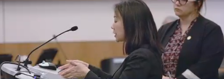 Video Of A Politician Proposing A Bill Allowing Abortion Up Until The Moment Of Birth