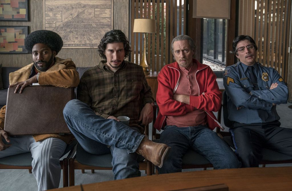 "BlacKkKlansman: ""Heavy"" But Can It Win The Oscar?"