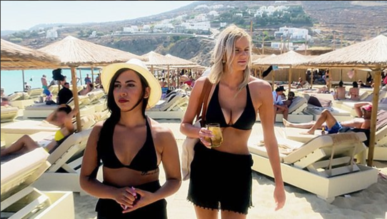 Lindsay Lohan's Beach Club Episode 6: Someone Gets Fired