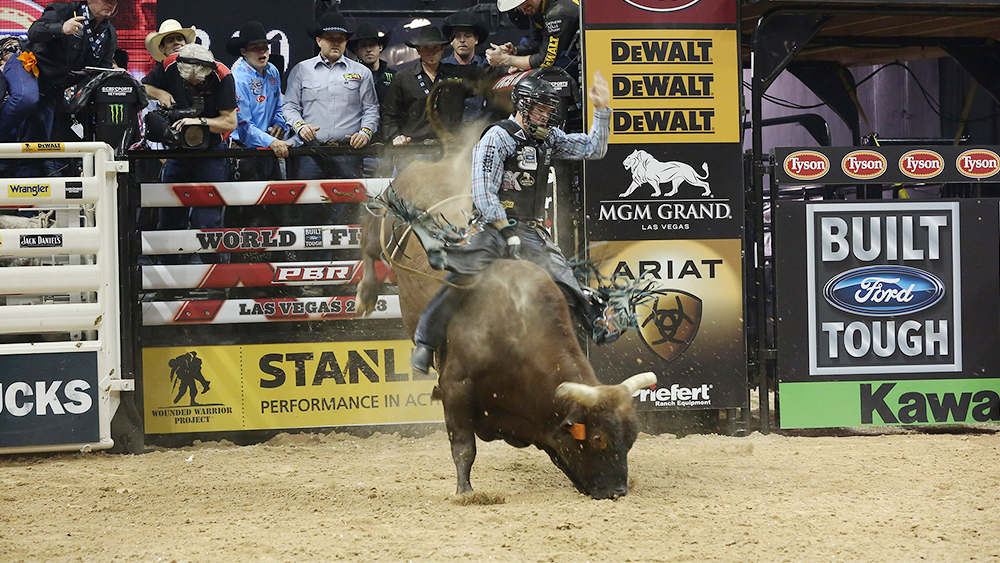 Bull Riding Is Nuts…