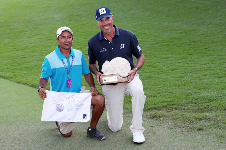 Matt Kuchar Doubles Down On Stiffing His Caddie