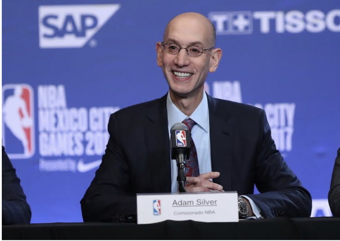 Adam Silver- Solving every sports fans biggest problem!