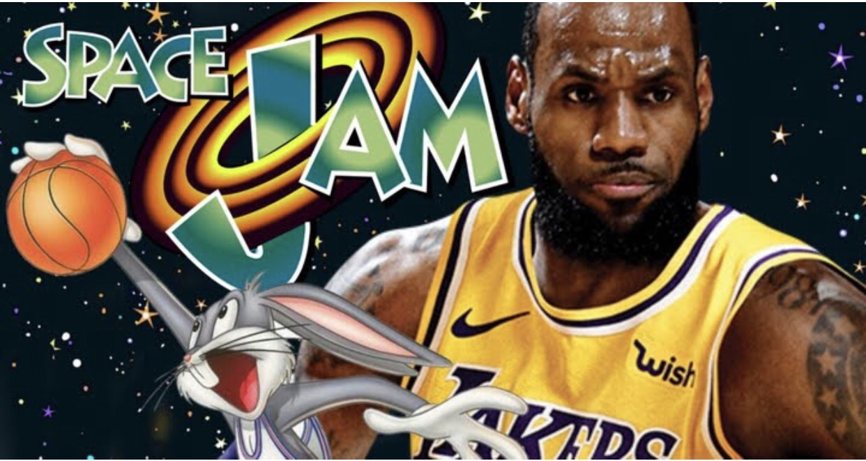 Welcome BACK to the Space Jam