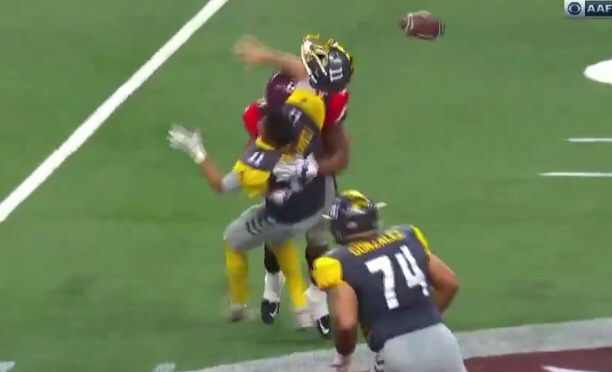 The AAF Debuted Last Night And It Maybe Better Than The NFL Already