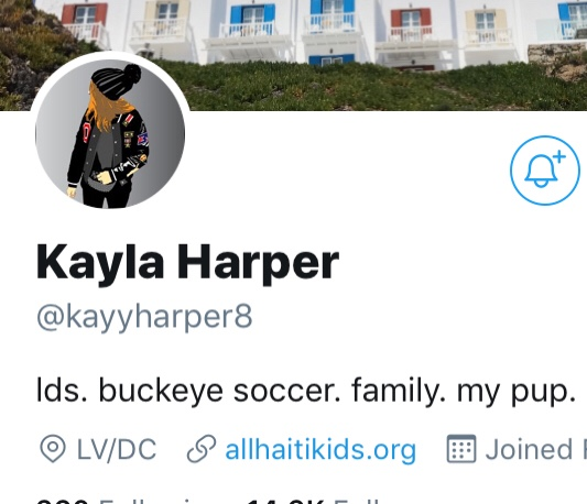 Bryce Harper Watch: Kayla Liking Hoskins Tweets
