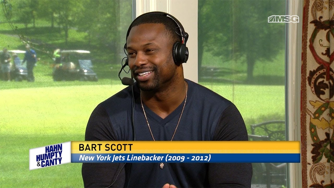 Noted Patriots Hater Bart Scott Think The Patriots Should Lose All Their Draft Picks Immediately