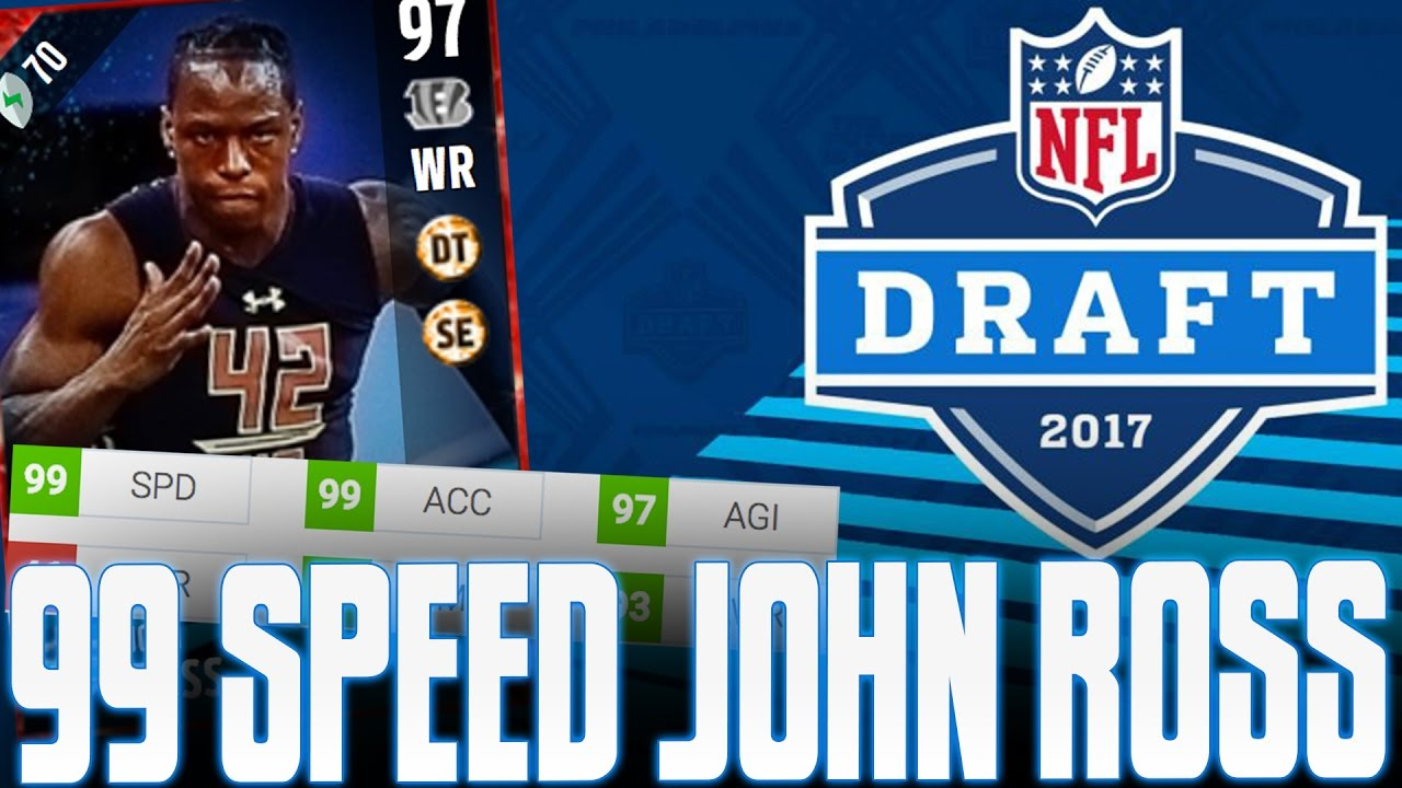 "John Ross ""Available"""