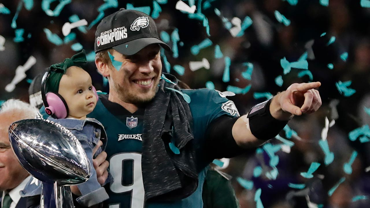 My Personal Letter To Nick Foles; Thank You For Giving Me More Than A Super Bowl