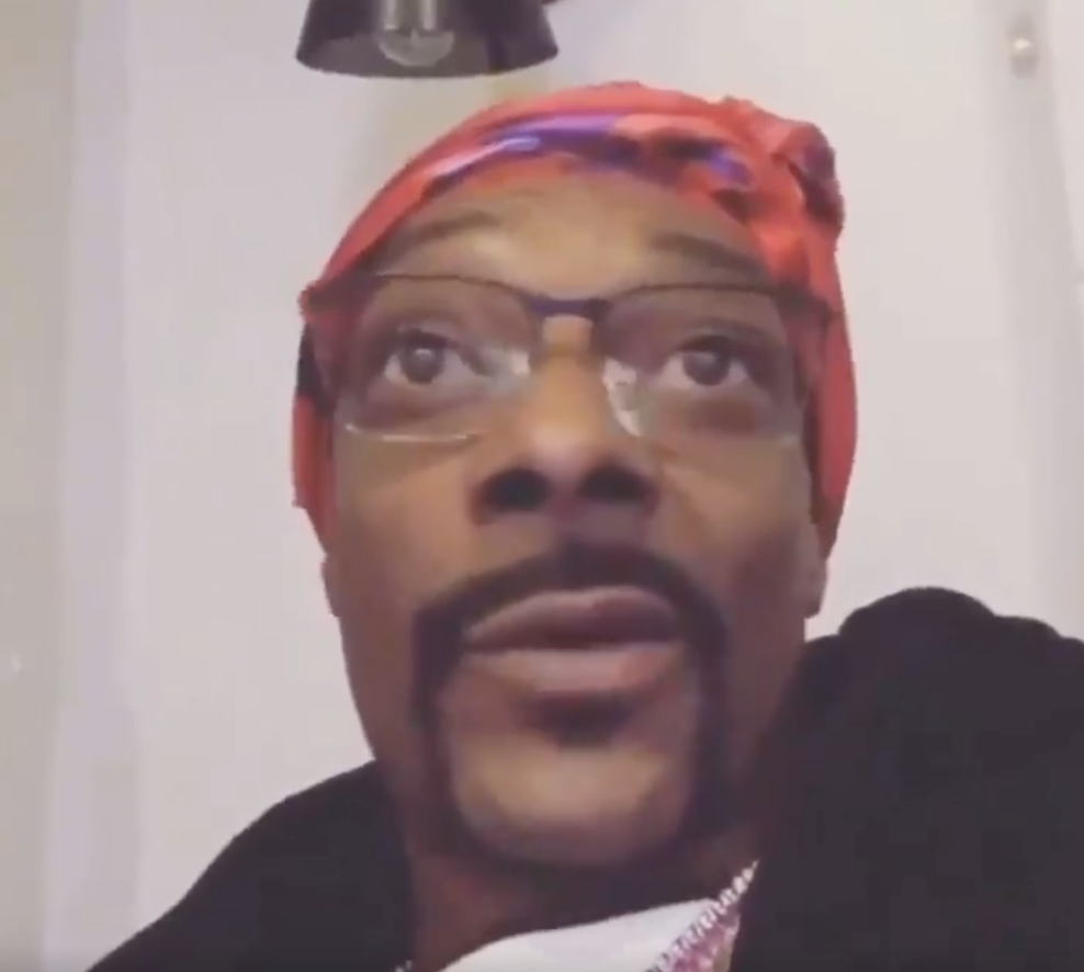 """I Respectfully Disagree With Snoop Dogg's Lakers Rant Saying That """"These Goofballs Ain't Gonna Do Shit, They Sorry, They Suck"""" And That We Need To """"Get LeBron Some Help"""""""