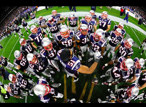 The Patriots Hire Former New England All-Pro as Linebackers Coach