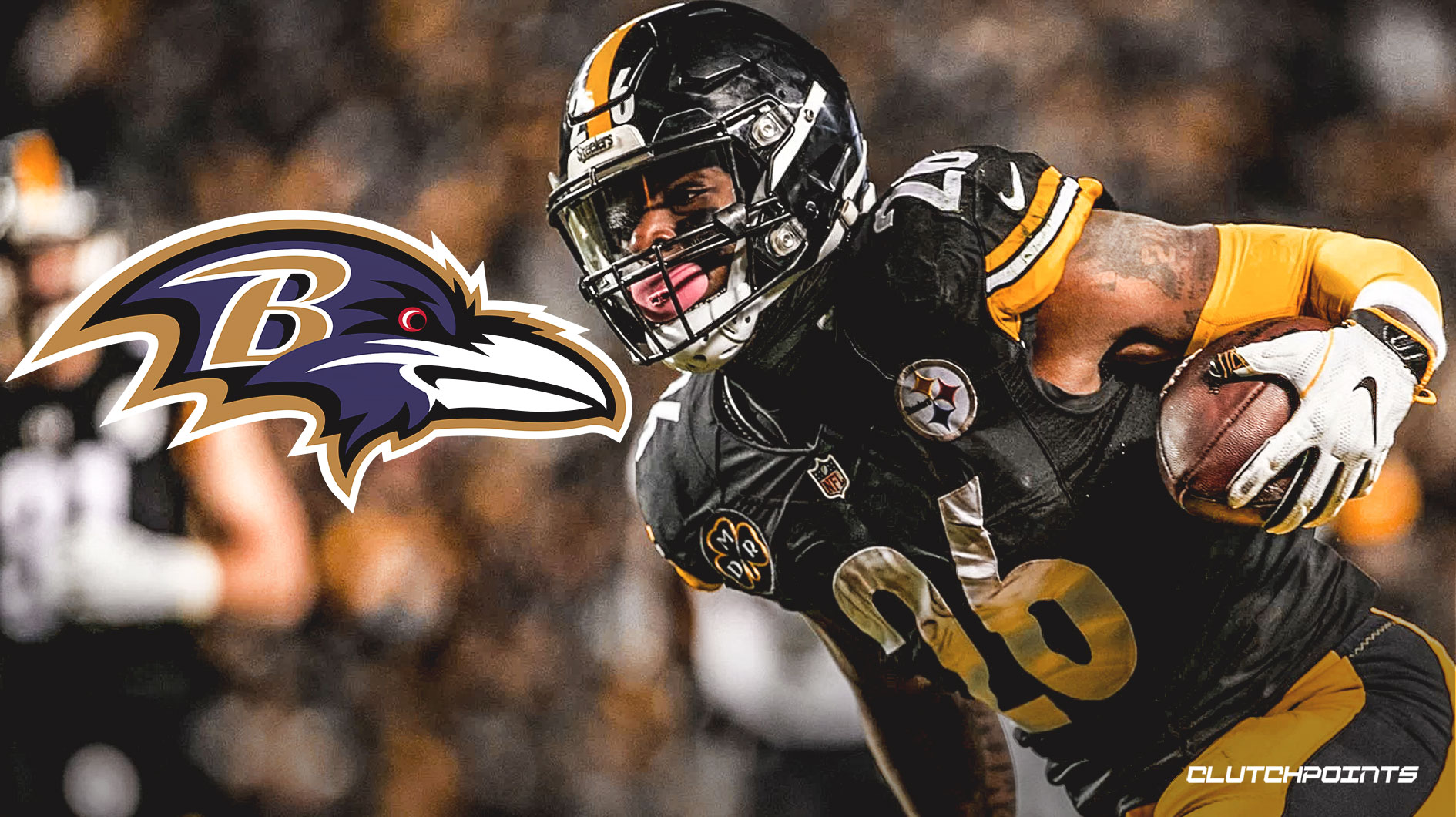 Sounds Like Le'Veon Bell Might Be Heading To Baltimore