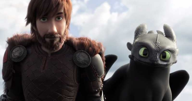 How To Train Your Dragon 3: Fitting End To The Greatest Animated Trilogy…