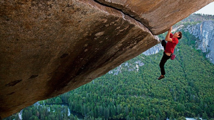 I'm Free Soloing El Capitan By The End Of The Year…