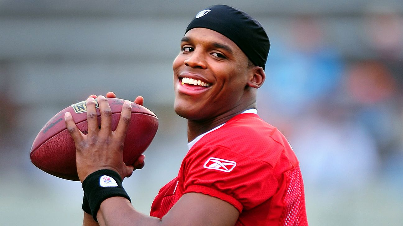 Cam Newton Gave Up Climaxing For The Month Of March