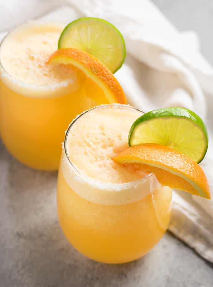 Murt's Man Bait-March Madness Orange Margarita