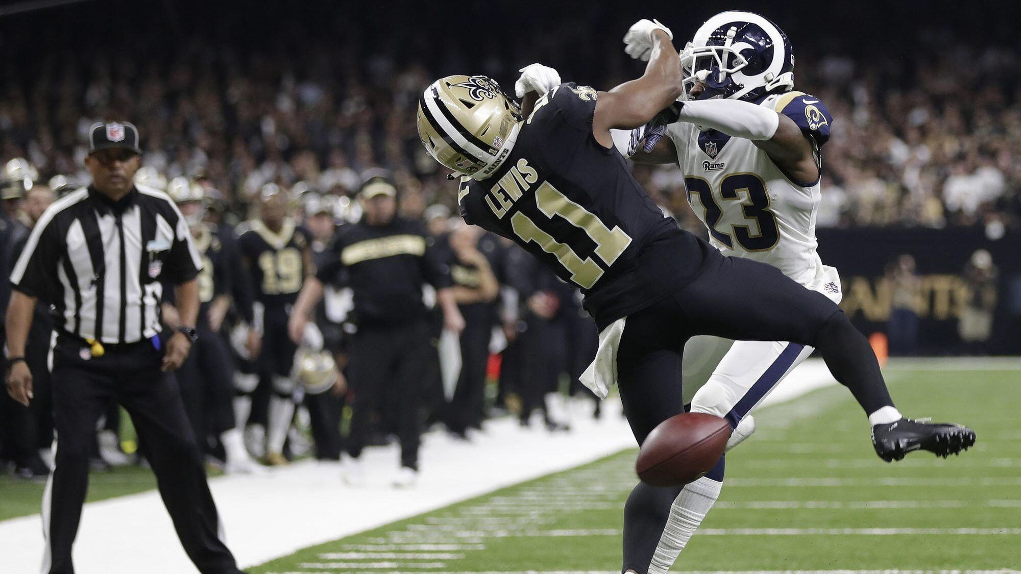 Pass Interference Now Challengeable