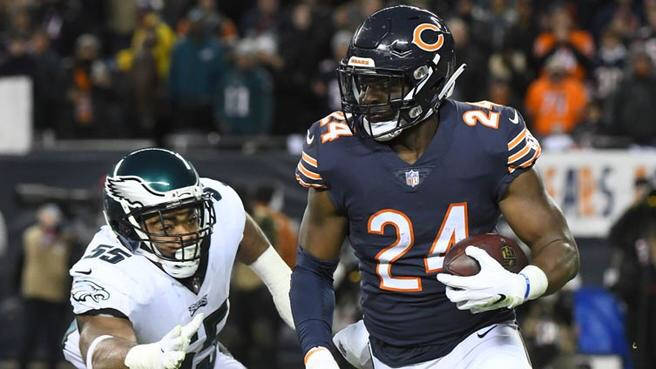 Jordan Howard Traded to the Eagles