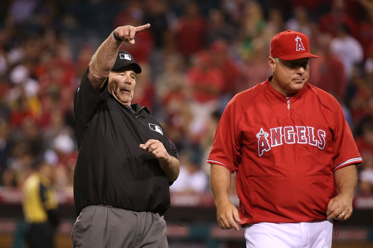 Baseball Ejections are as American as Apple Pie!