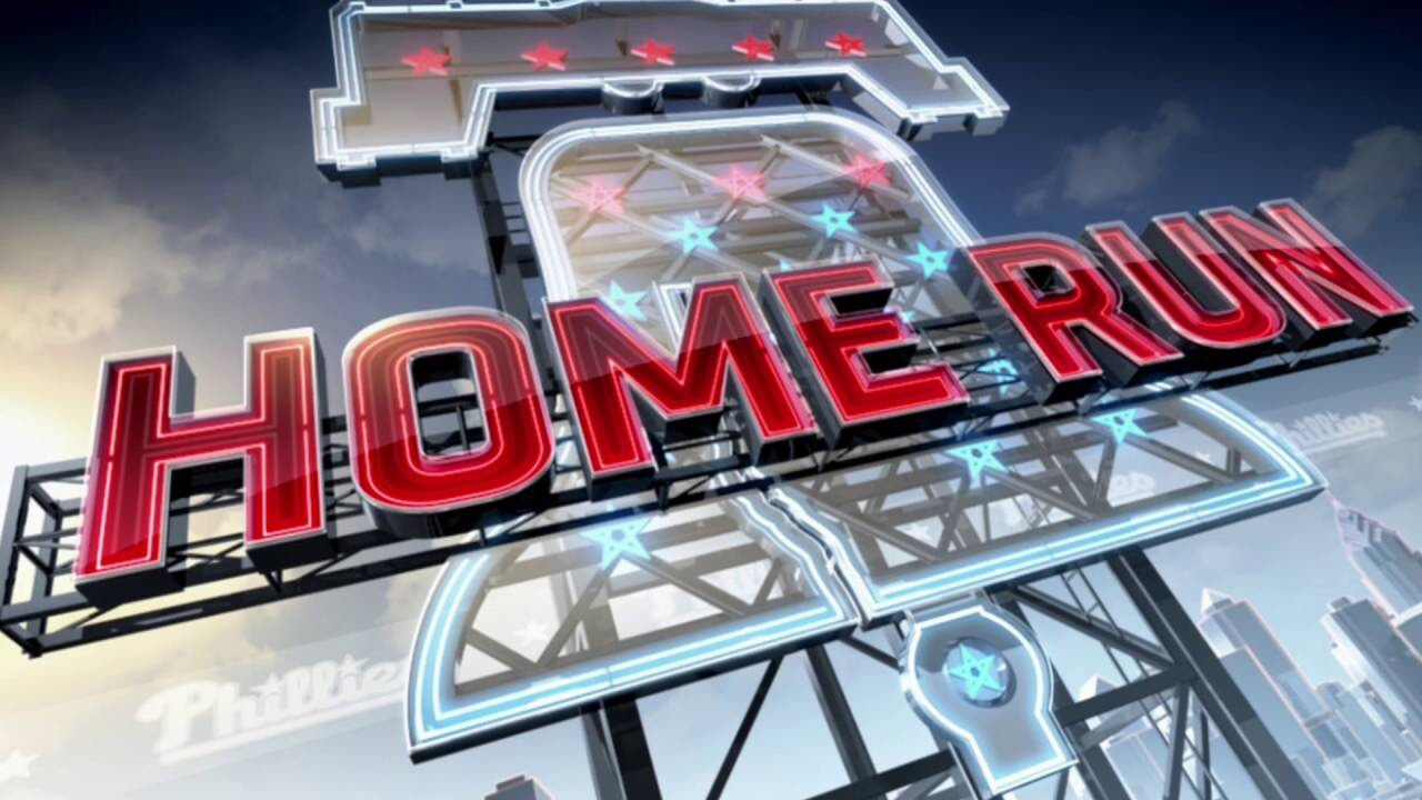 Every 2019 Phillies Home Run