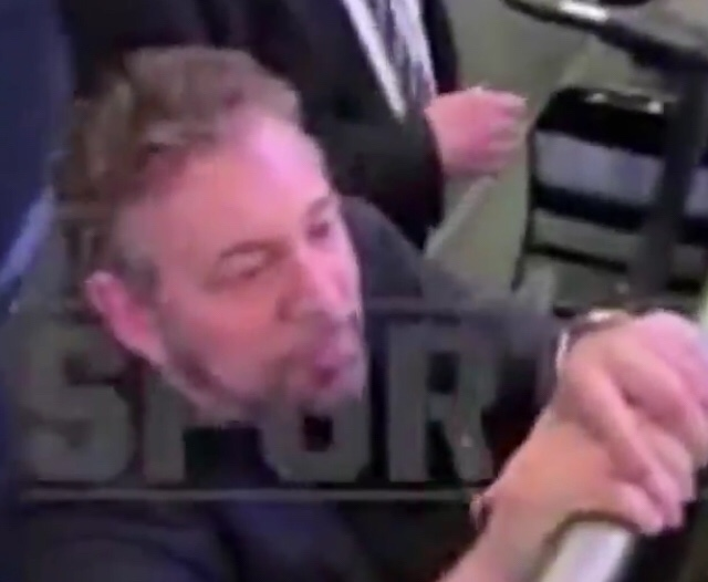 James Dolan Kicks A Fan Out Of MSG For Telling Him To Sell The Team