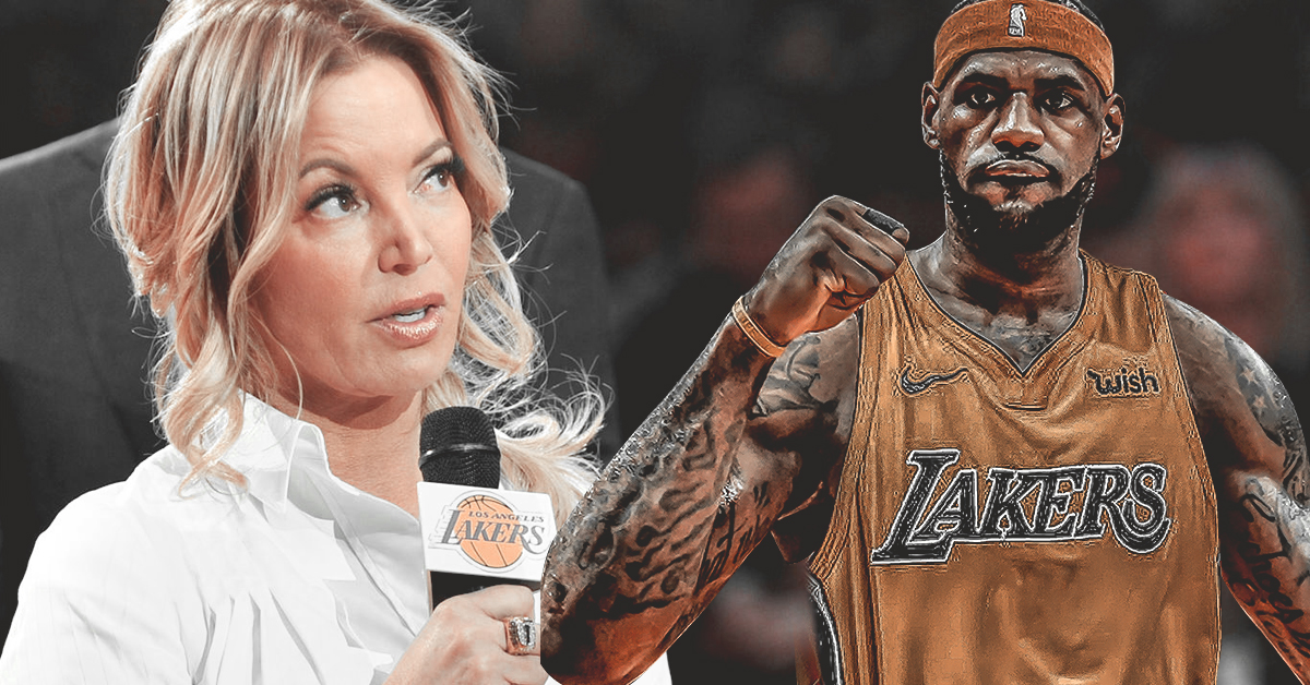 Apparently Jeanie Buss Almost Traded LeBron Because He And Rich Paul Have Destroyed The Lakers